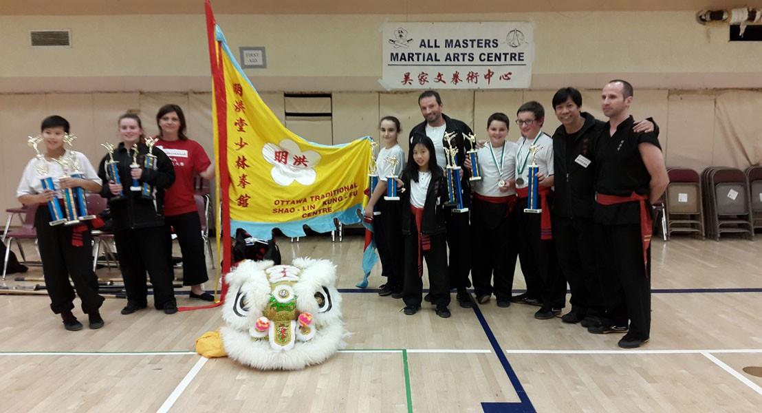 2014 Toronto competition